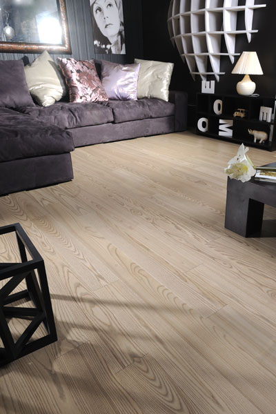 Peal Grey | Signature Ash Hardwood Flooring