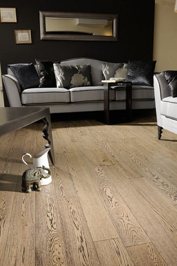 Oak French Gobelin flooring - Heritage Collection