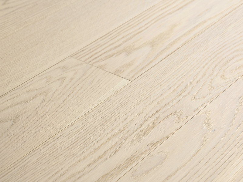 White Frost Brushed And Oiled Oak Flooring Coswick