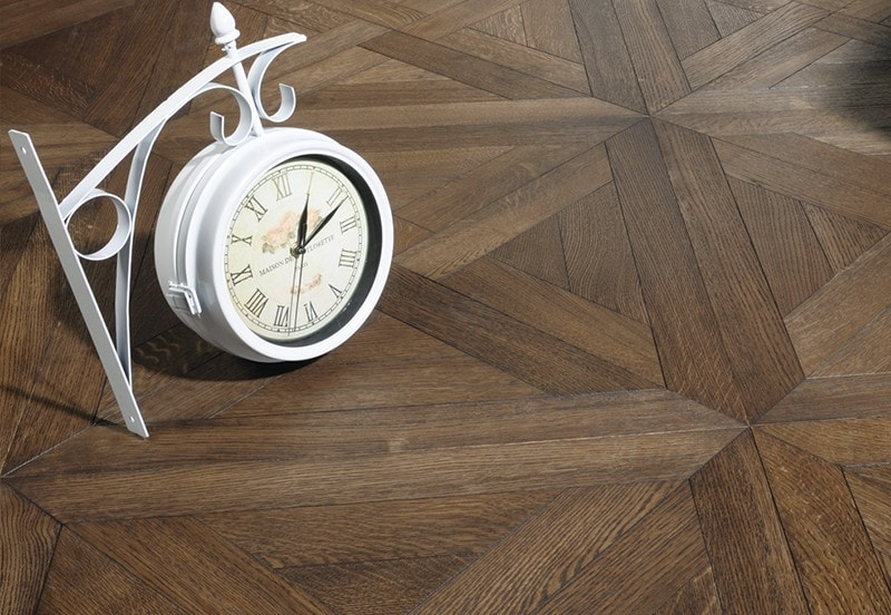 MOSAIC WOOD FLOORING