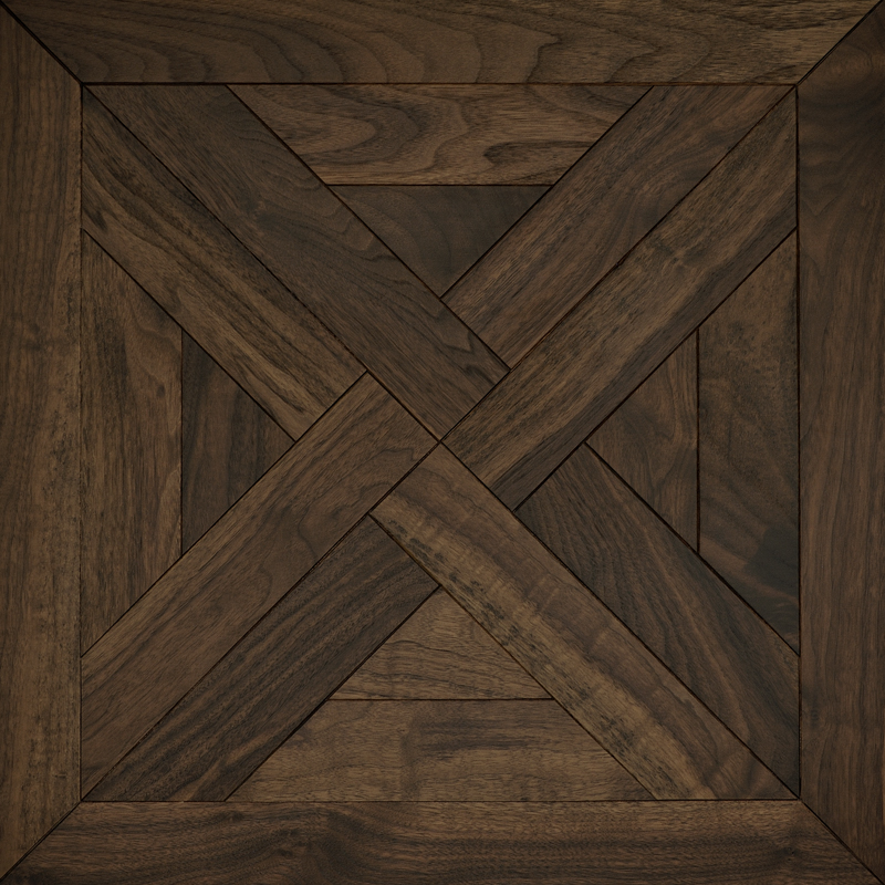 Trianon classic walnut for Classic wood floors