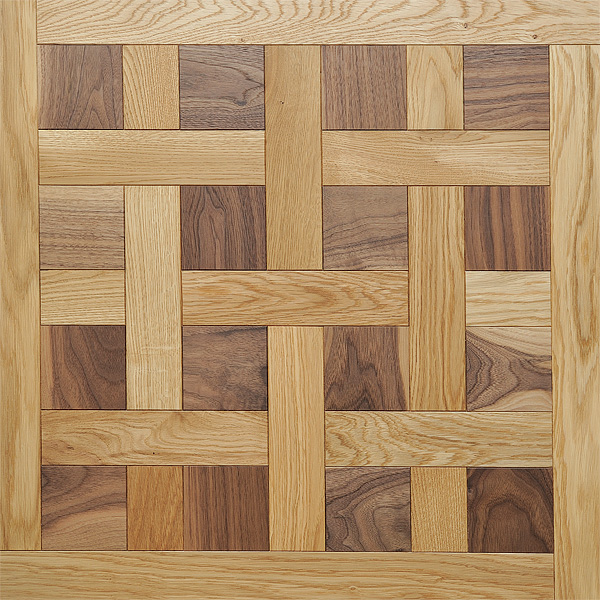 Cheverny-pattern-mosaic-hardwood-floor-oak-american-walnut-natural3
