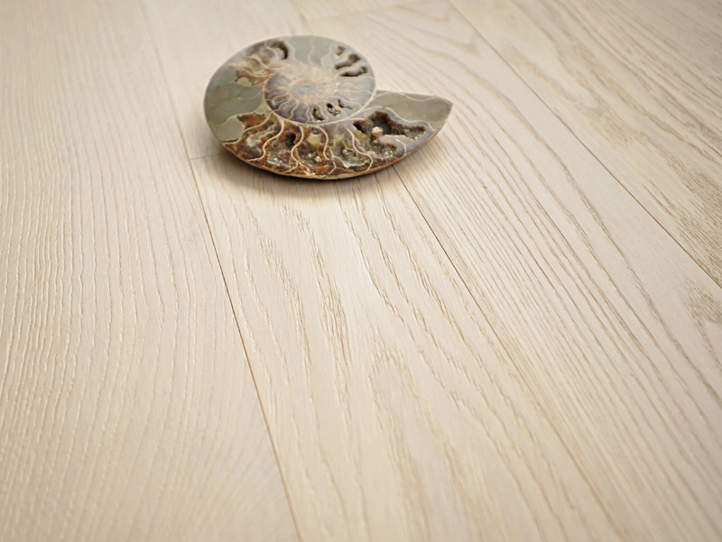 Oak White Frost | Brushed and Oiled Oak Flooring