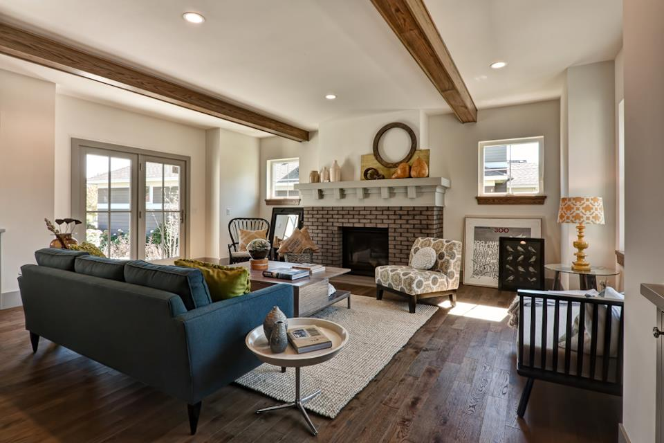 9 Modern Living Rooms With Real Hardwood Floors Coswick Com