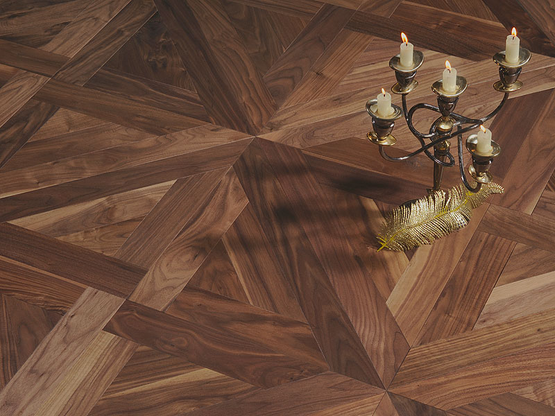 Coswick Debuts A Line Of Mosaic Wood Floors Coswick Com
