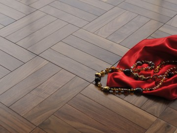 American Walnut - Uniblock Flooring Collection