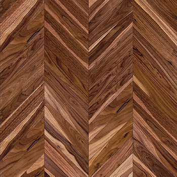 CHEVRON AMERICAN WALNUT TRADITIONAL