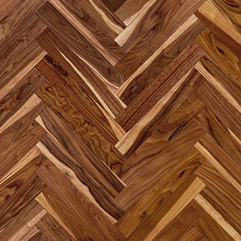HERRINGBONE AMERICAN WALNUT TRADITIONAL