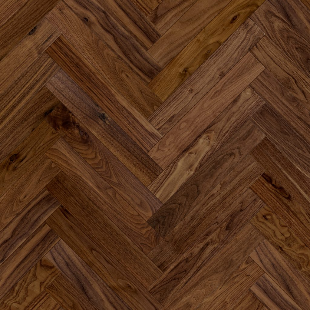 HERRINGBONE AMERICAN WALNUT
