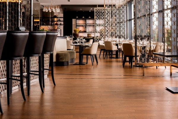 Faultless style. Restaurant Ember in Minsk