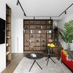 Intellectual Chic. Two-level apartments in Minsk
