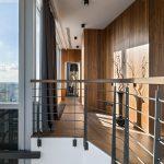 Two-level penthouse in Minsk