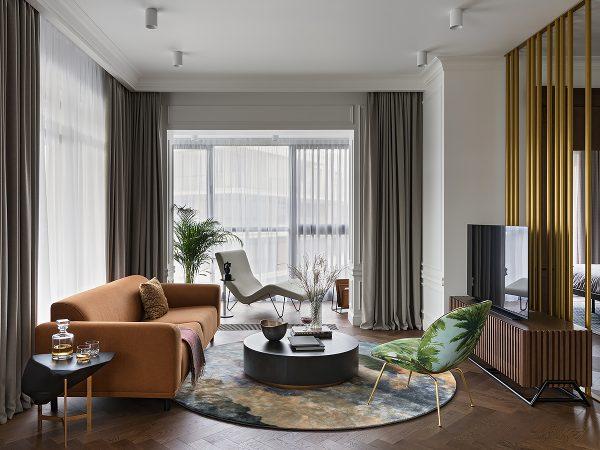 Gentleman's Apartment